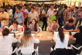 Ofrecen feria de empleo en la Expo MRA