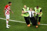 Los integrantes de Pussy Riot ya recibieron cargos en su contra por invadir el campo durante la final del Mundial de Rusia
