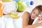 3 consejos para adelgazar mientras dormís