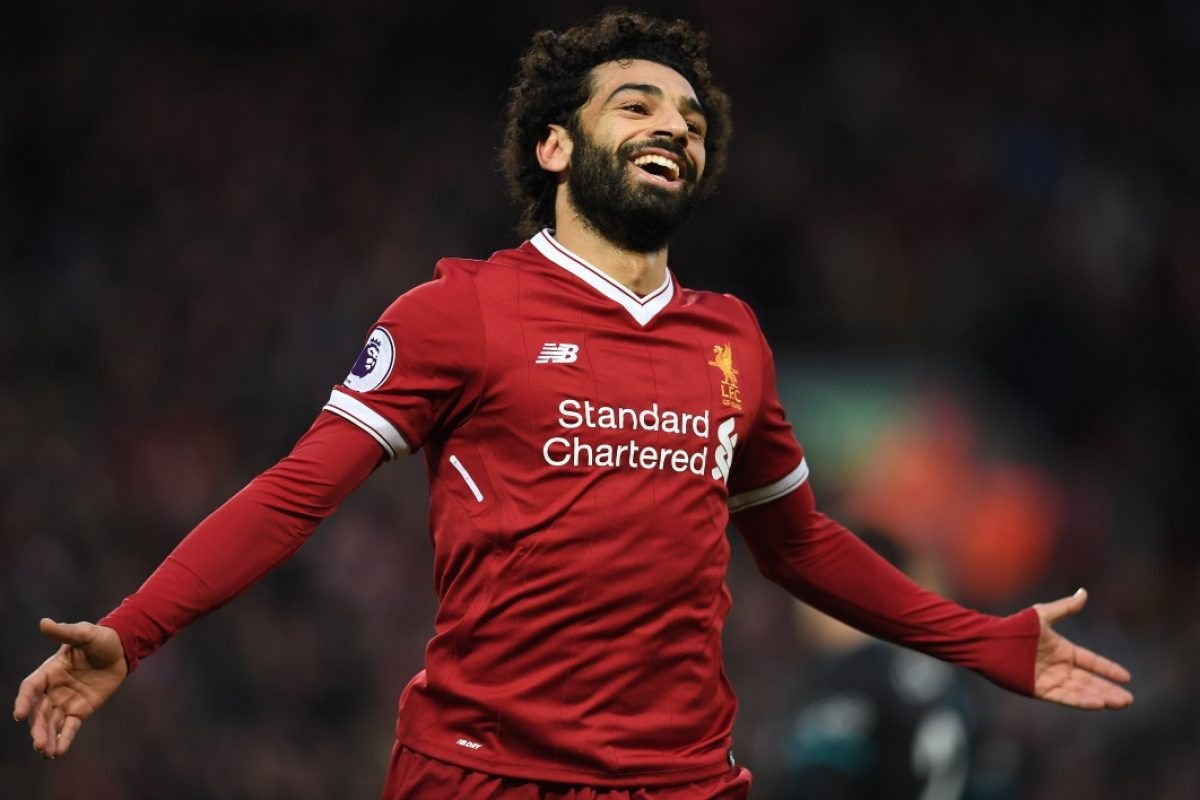 Salah renueva con el Liverpool por cinco temporadas