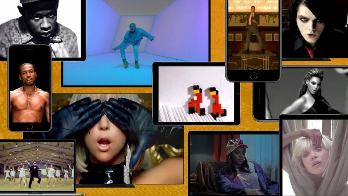 Billboard reveló la lista de los 100 mejores vídeos musicales del siglo XXI