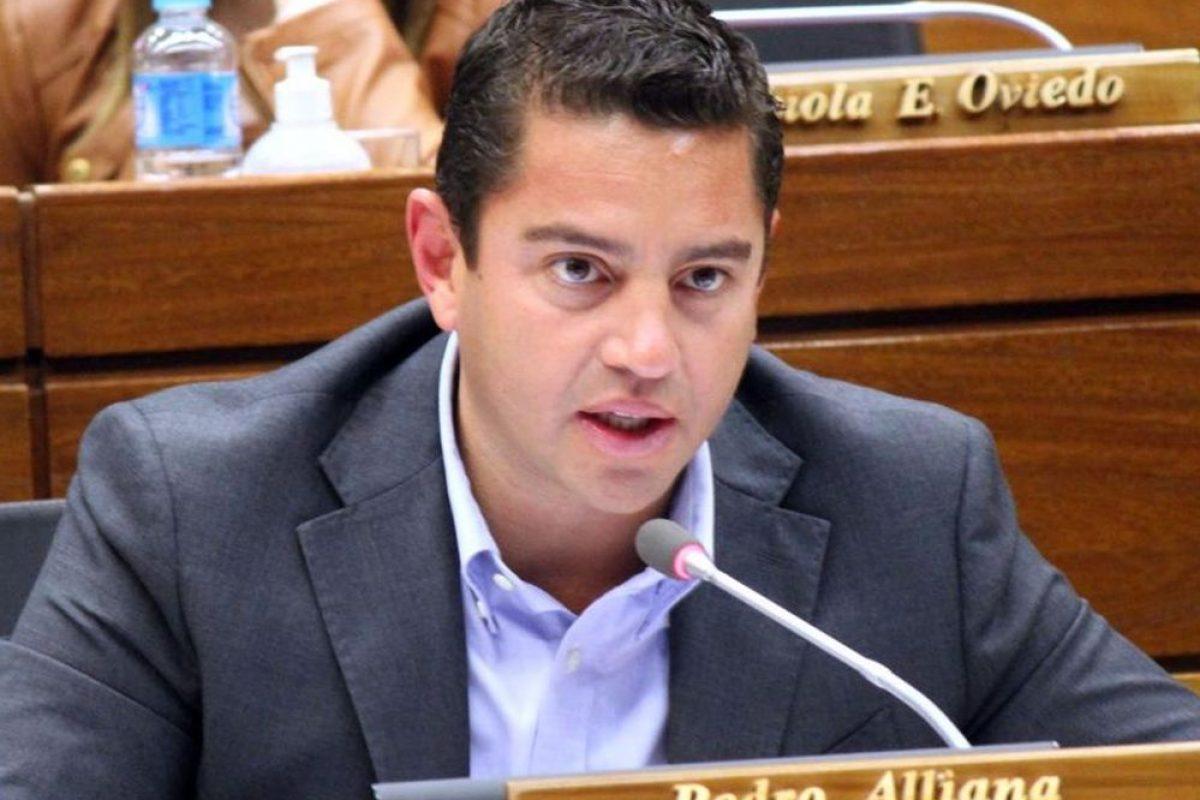 Otro pedido de juicio político a Pedro Alliana