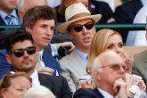 ¡La final de Wimbledon fue invadida por celebridades!
