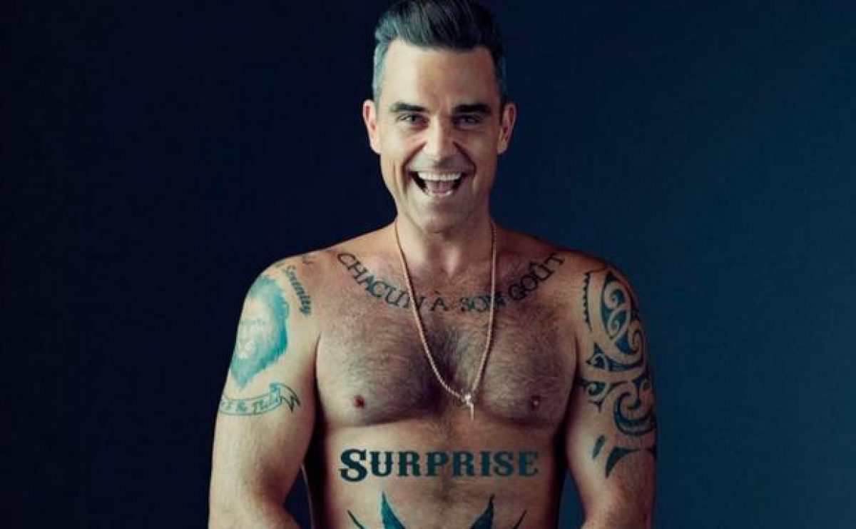 "Robbie Williams será jurado en ""X Factor"""