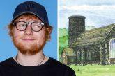 Ed Sheeran no podrá construir su capilla
