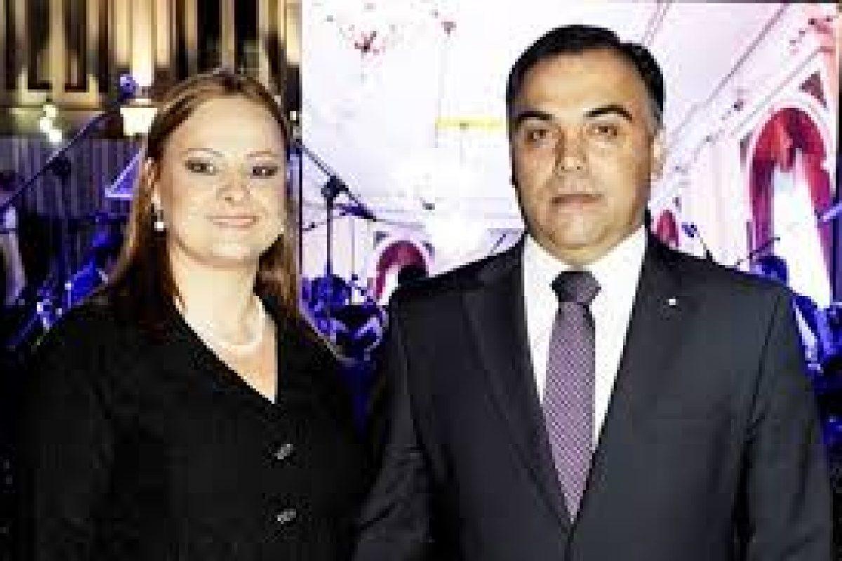 Se entregó la esposa del ex fiscal General del Estado Javier Díaz Verón