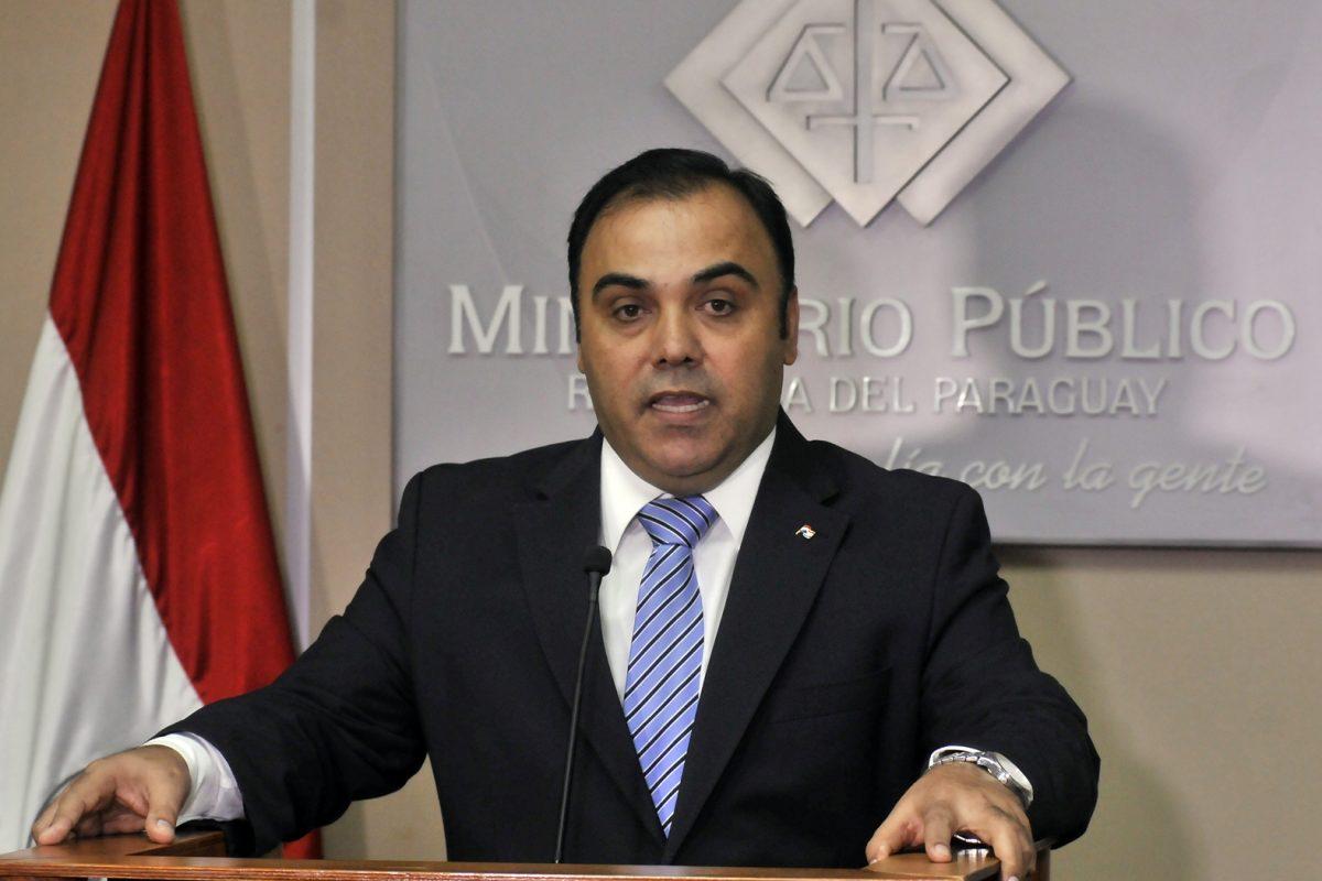 Fiscalía pide la detención de Javier Díaz Verón