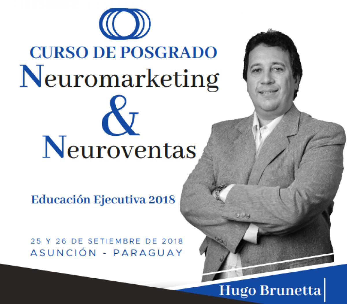 Curso de Posgrado Neuromarketing y Neuroventas