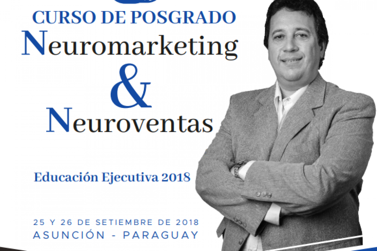 Curso de Posgrado Neuromarketing y Neuroventas