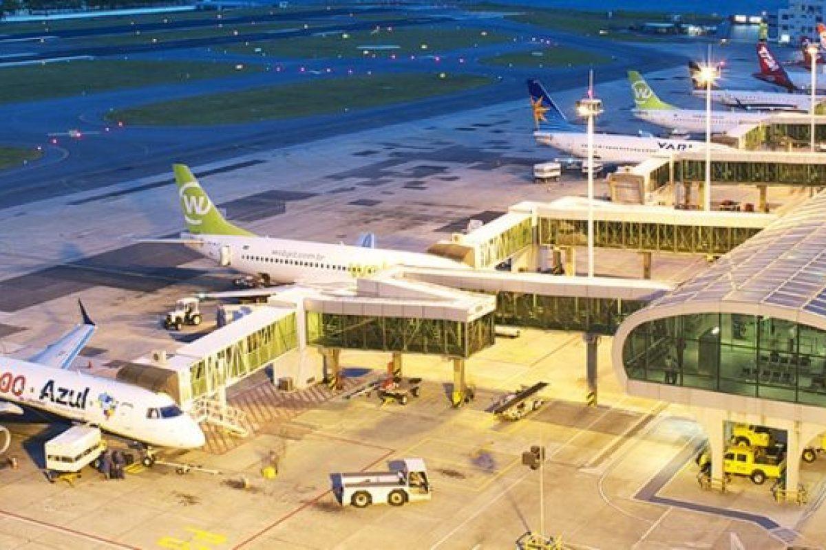 DINAC anuncia la construcción de un nuevo aeropuerto