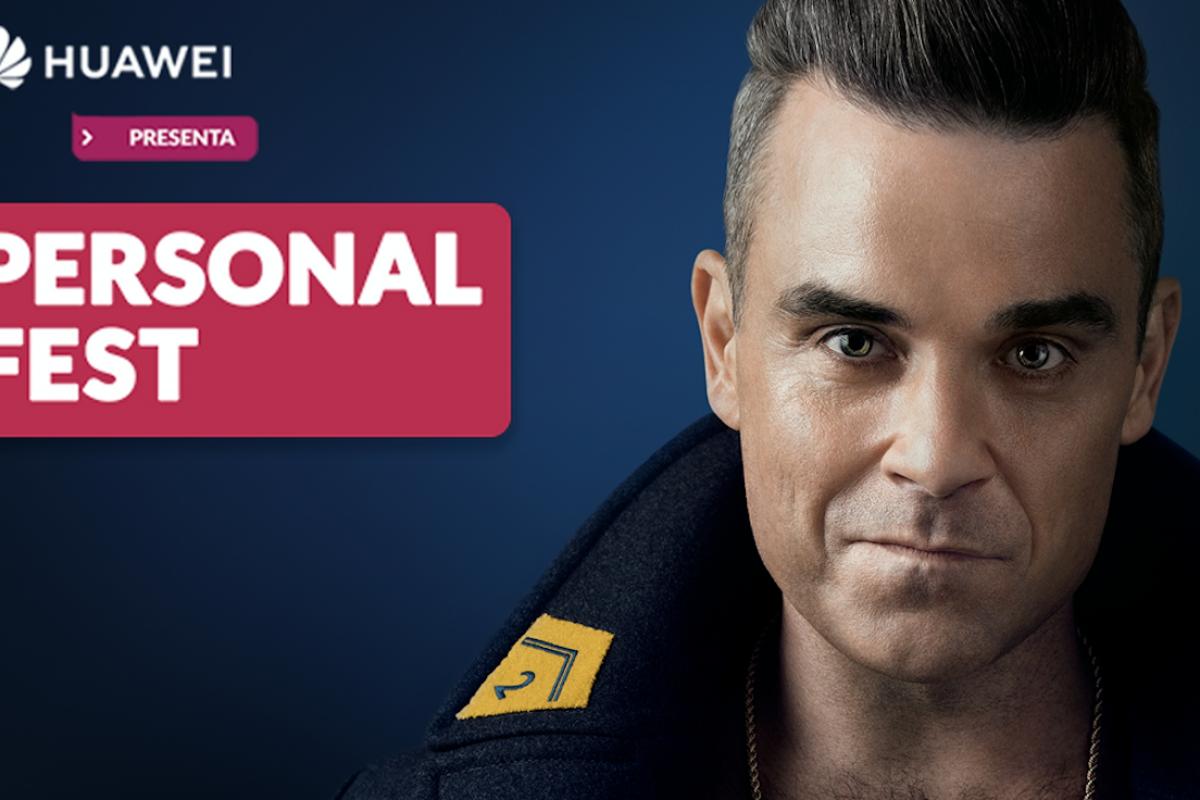 """Personal y Huawei presentan la edición 2018 del """"Personal Fest"""""""