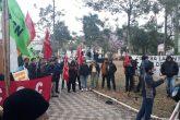 Marcha contra Ley de Superintendencia de Jubilaciones genera caos vehicular