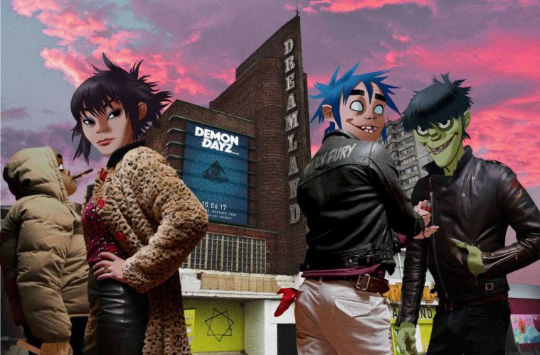 Gorillaz-to-headline-new-festival-Demon-Dayz-curated-by-Damon-Albarn-