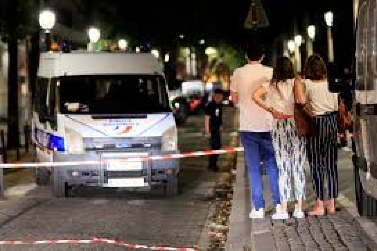 Hombre deja varios heridos luego de ataque con cuchillo en París