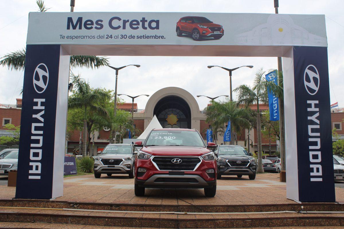 Automotor presenta su Expo Vehículos en el Shopping del Sol