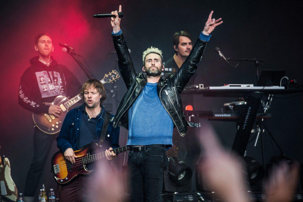 Maroon 5 encabezará el show de medio tiempo del Superbowl del año que viene