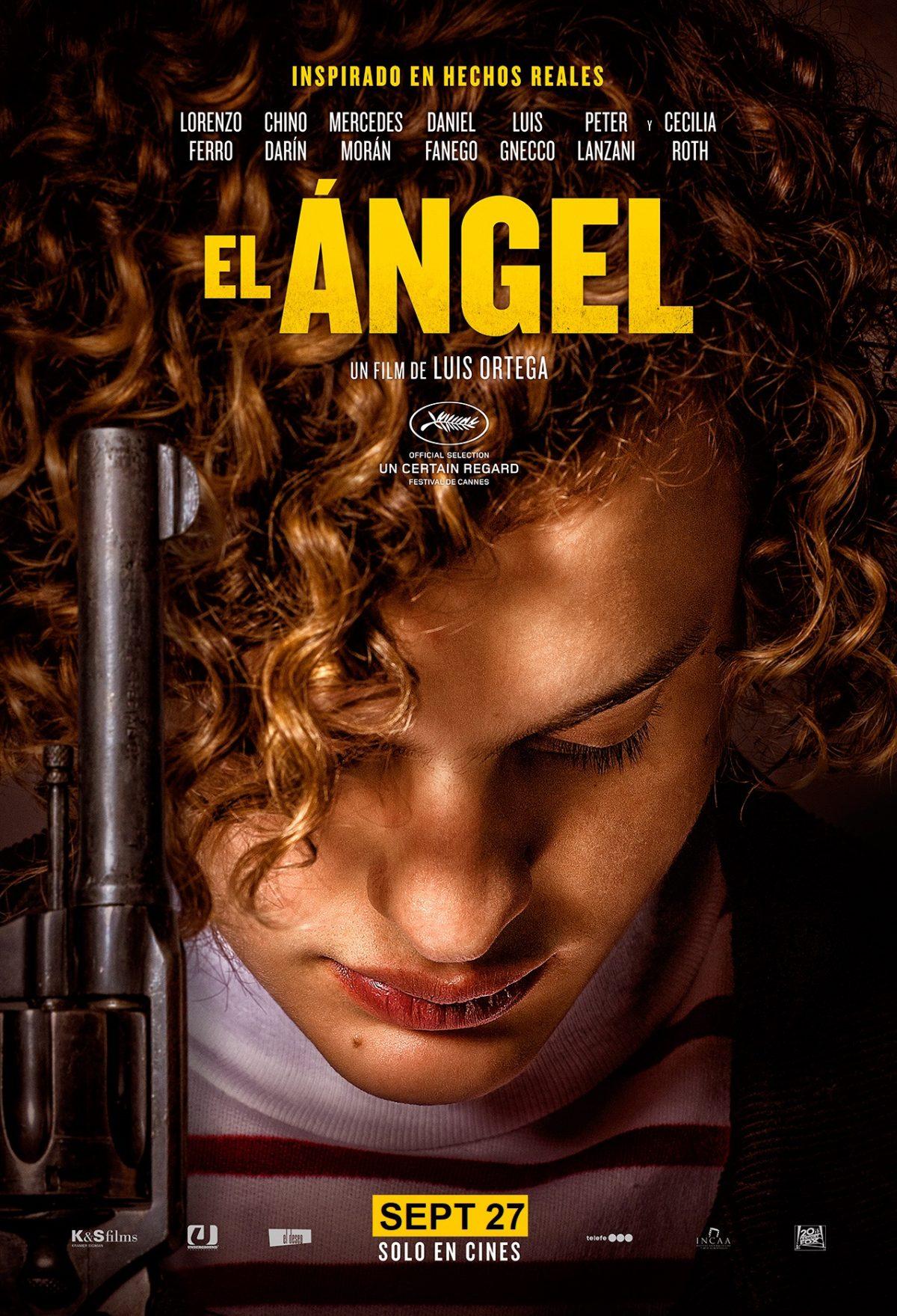 """""""El Ángel"""" llega a nuestros cines, candidata Argentina al Oscar"""