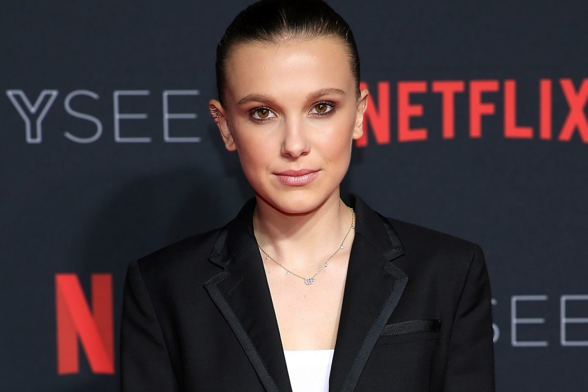 Millie Bobby Brown cantó con Maroon 5