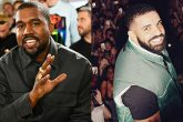 Kanye West se disculpó con Drake