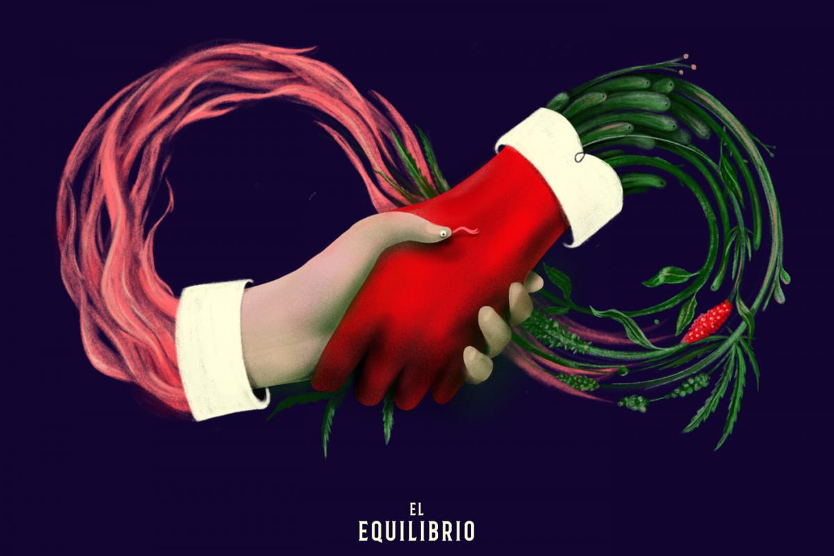 """Kchiporros estrena el primer episodio de su próxima trilogía musical: """"El Equilibrio"""""""