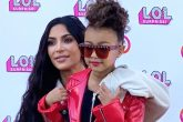 La hija de Kim Kardashian y Kanye West debutó en la pasarela