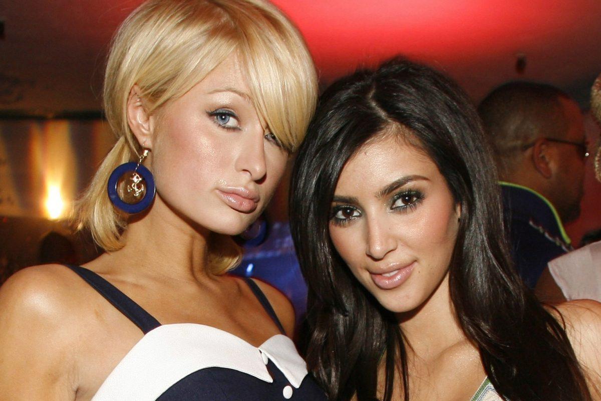 15 momentos memorables de Kim Kardashian como asistente de Paris Hilton