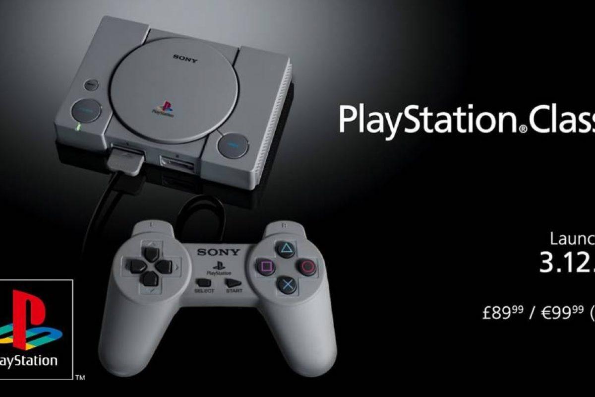 Sony anunció los 20 juegos que incluirá la PlayStation Classic