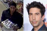 Policías buscan a ladrón de birra que le parece a Ross de la serie Friends