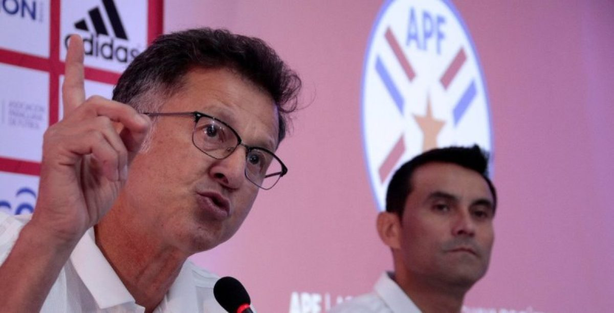 Éstos son los albirrojos convocados por Osorio