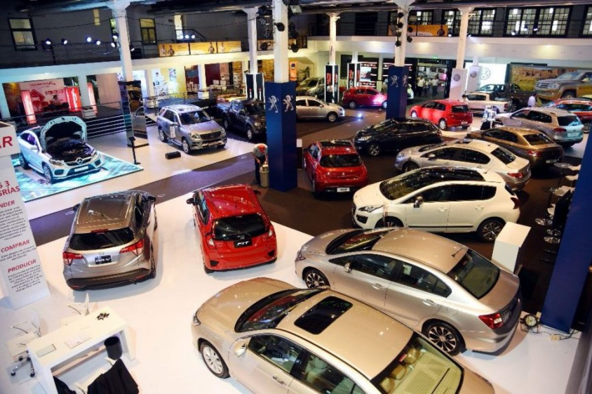 La mayor exposición de autos 0km se realizará en Paseo La Galería