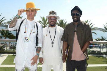 Los Black Eyed Peas regresan tras 8 años de ausencia