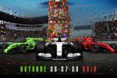 Hamilton busca ser el rey de mundiales de Fórmula 1 en México