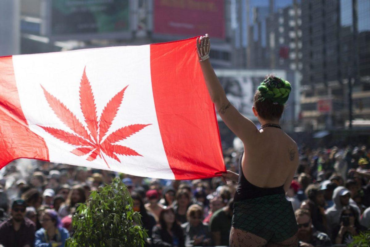 Canadá se convirtió en el segundo país del mundo en legalizar la marihuana recreacional