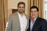 Marito ordena auditoría de gestión de Cartes y sus dos meses de administración
