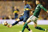 Palmeiras y Boca definirán hoy su pase a la final de la Libertadores