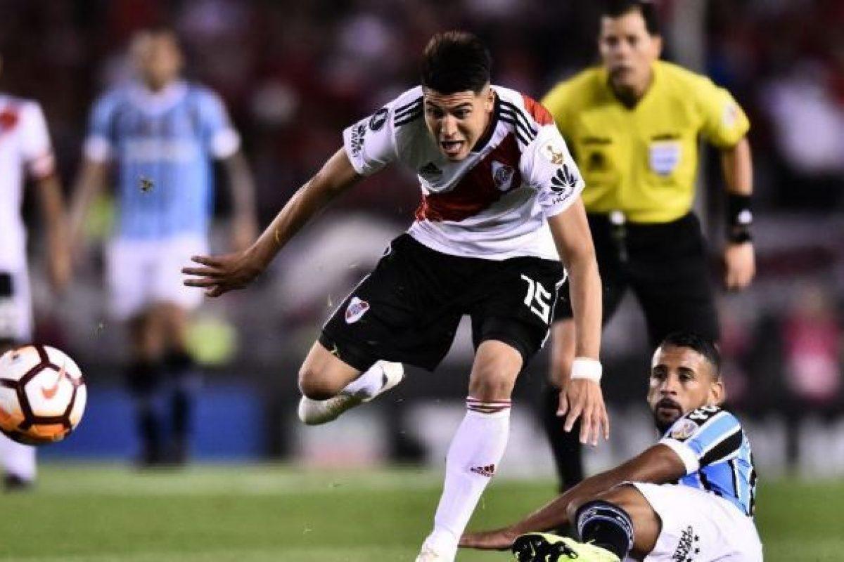 Gremio y River definen hoy pase a la final de la Libertadores
