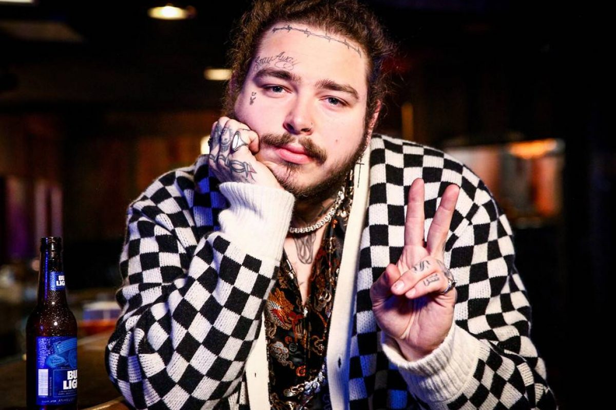 Post Malone debutará como actor junto a Mark Wahlberg