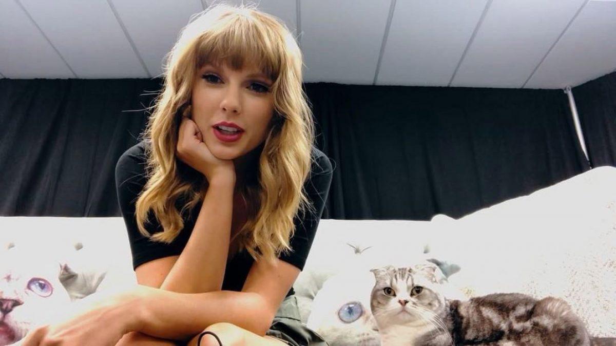 Taylor Swift abrirá los American Music Awards 2018