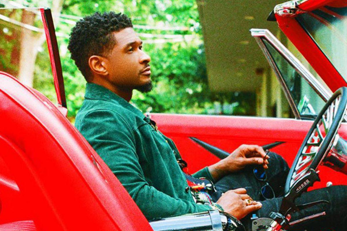 Usher lanzará un nuevo álbum esta noche