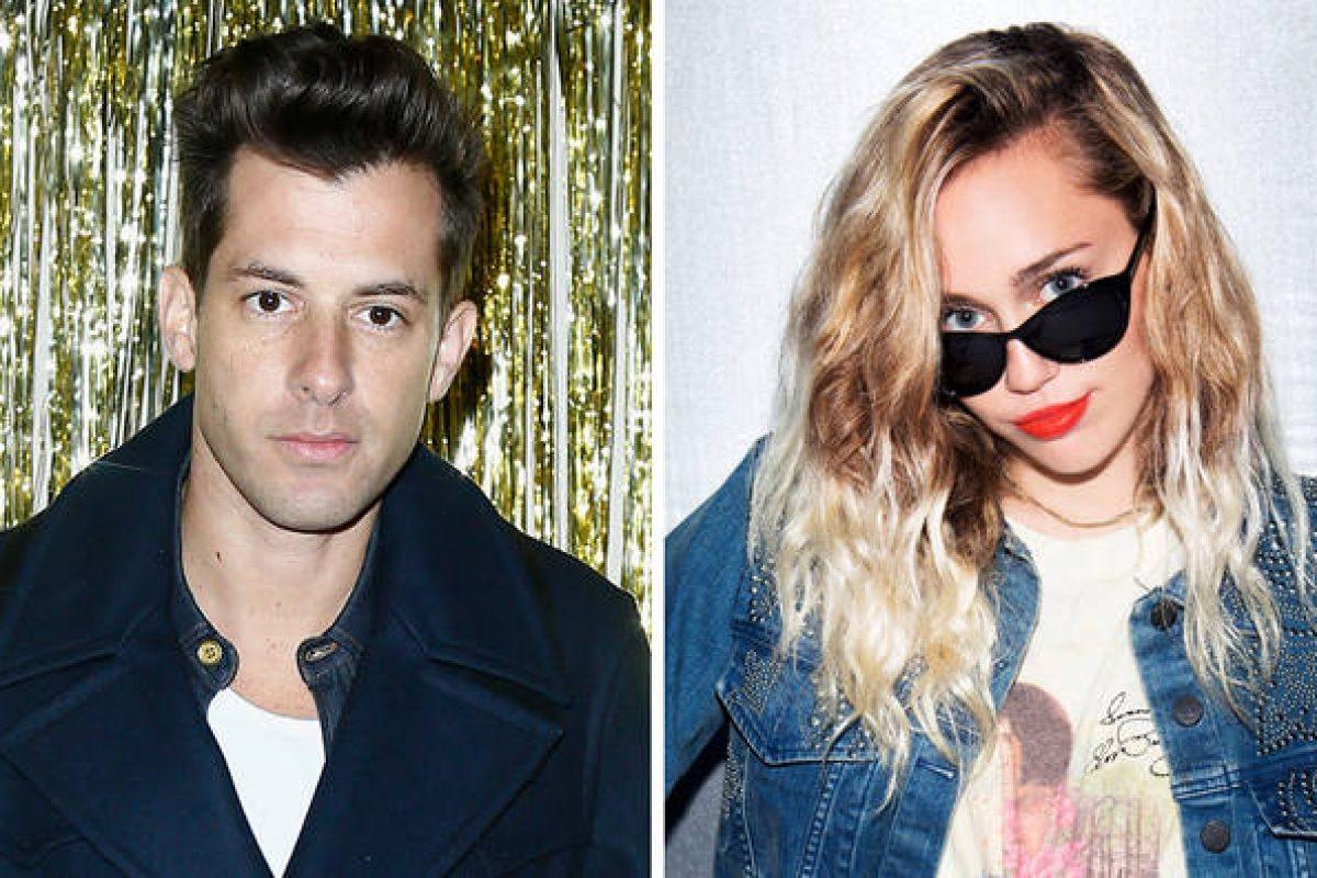 Miley Cyrus anuncia su regreso con un nuevo single junto a Mark Ronson