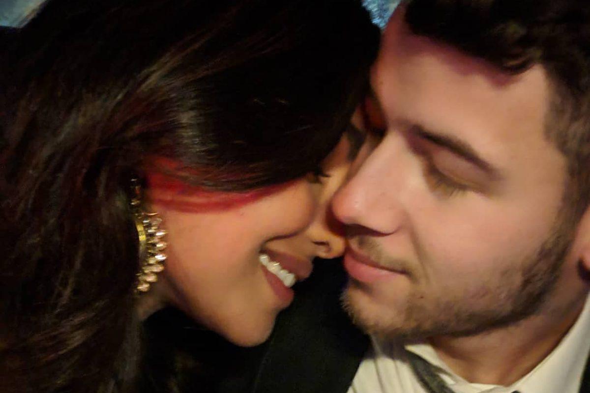 Nick Jonas y Priyanka Chopra ya iniciaron los festejos previos a su boda en la India