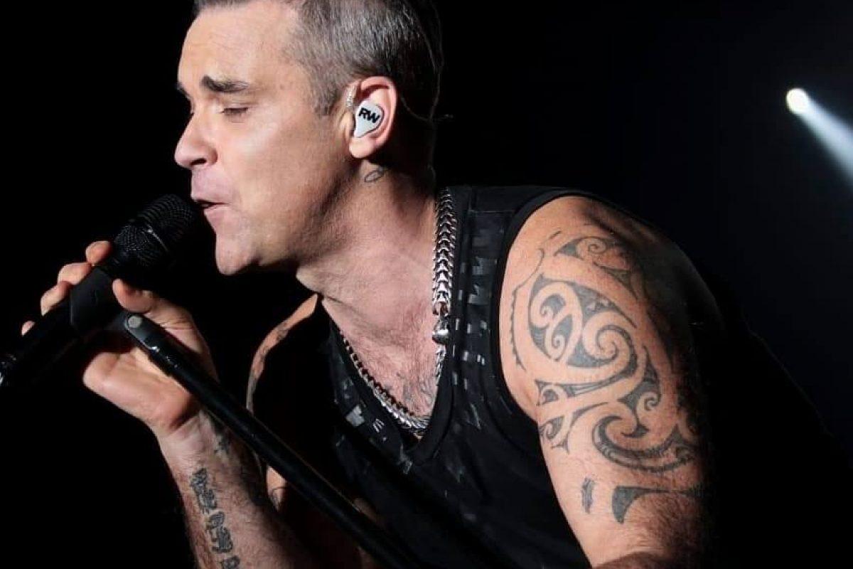 Robbie Williams y una noche inolvidable con el público paraguayo