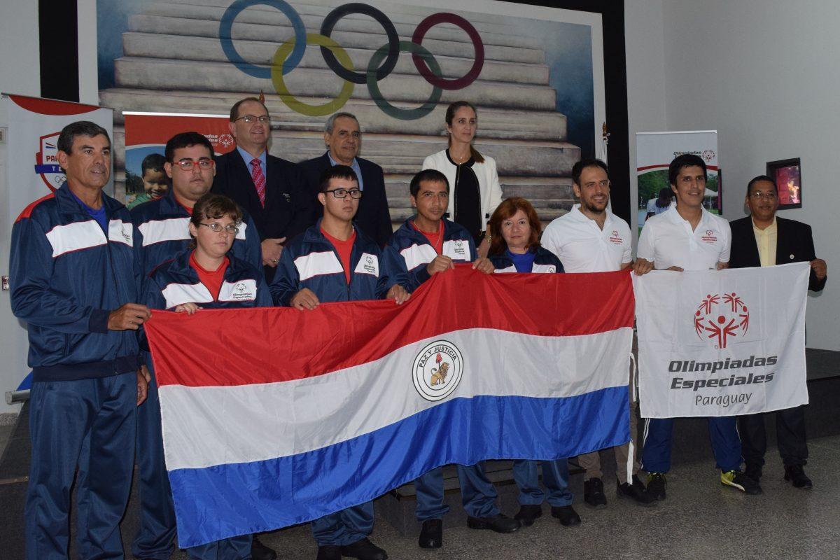 Paraguay participará en Mundial de Tenis de Olimpiadas Especiales