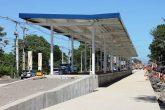 Continúa rehabilitación de caminos en zona de Metrobús