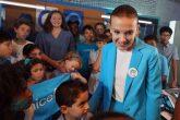 Millie Bobby Brown se convirtió en la embajadora más joven de la UNICEF