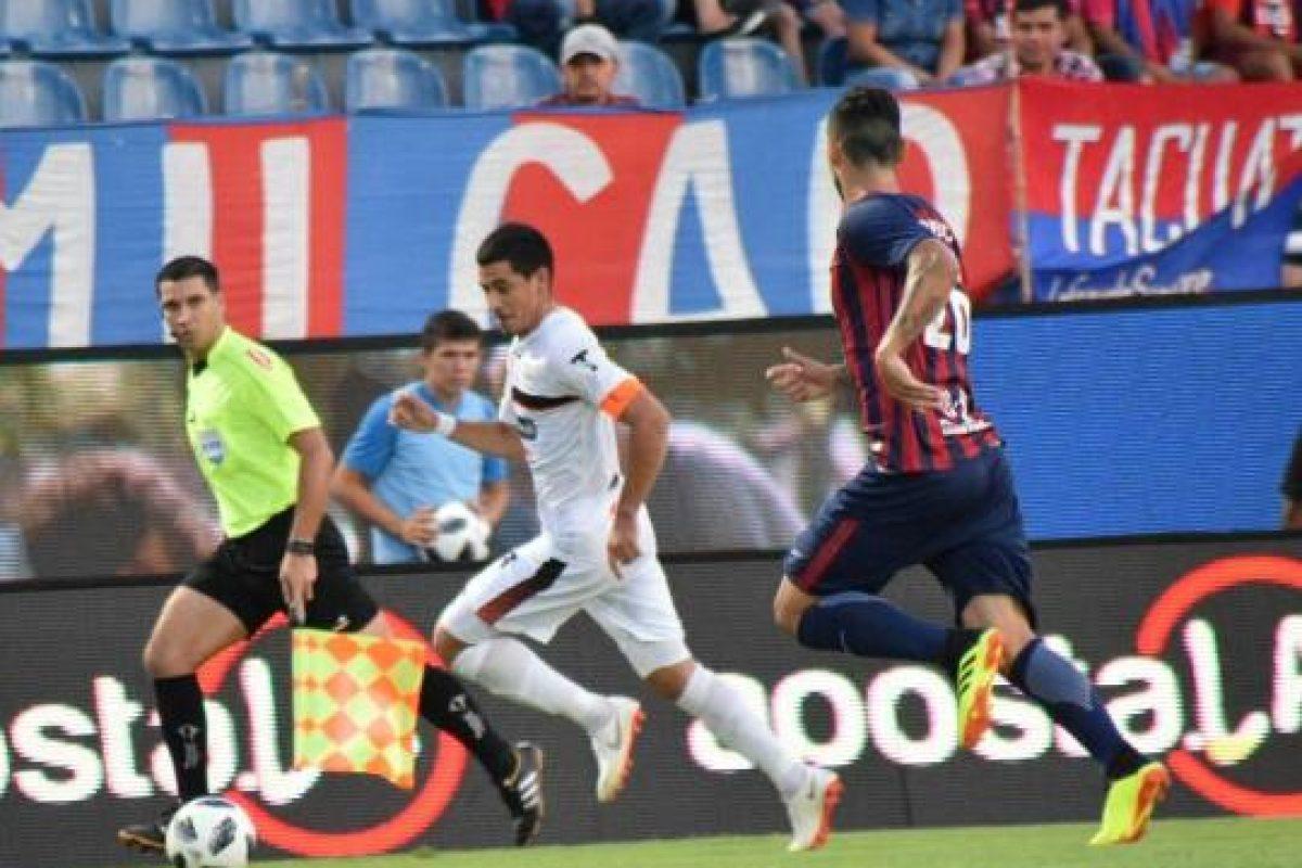 Cerro Porteño, a cinco puntos de la punta del Clausura