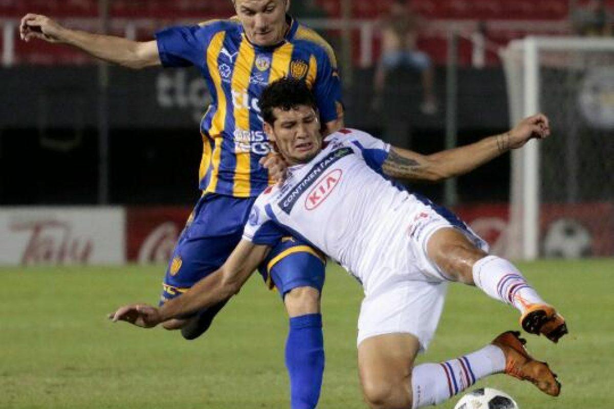 Luqueño no pudo superar a Nacional y sigue en la zona roja