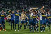 Boca Juniors elimina al Palmeiras y sella apasionante final con River