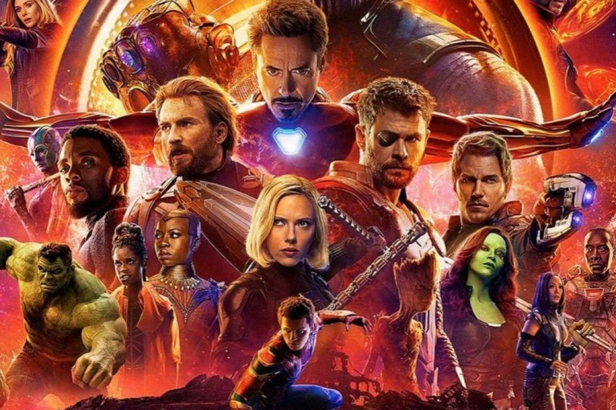 "Avengers: Infinity War"" llega a Netflix en Navidad"