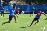 Cerro Porteño se prepara para el superclásico